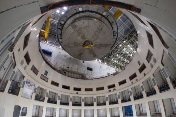 Пройдена веха на пути к искусственному термояду: начат монтаж реактора ITER