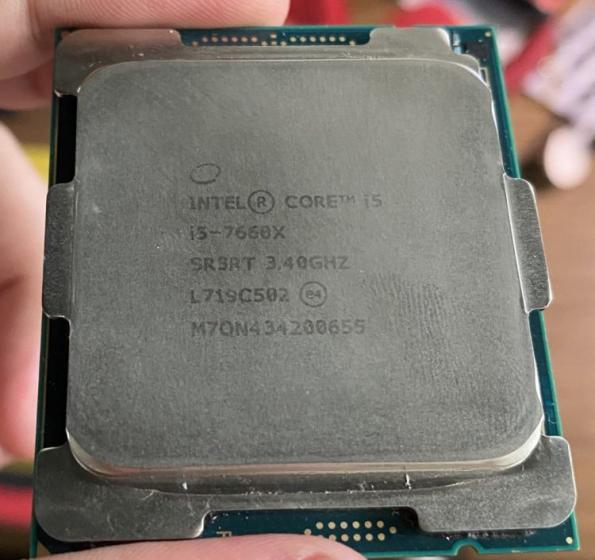 Intel Core i5-7660X оказался редким процессором Skylake-X с частотой 5 ГГц