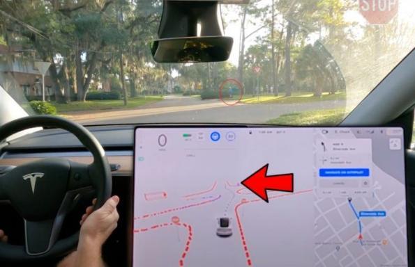 В этом году бета-версия автопилота Tesla FSD охватит более обширную территорию