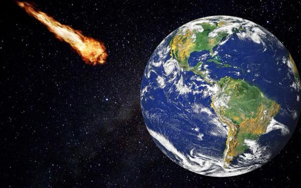 Сегодня к Земле приблизится огромный 200-метровый астероид