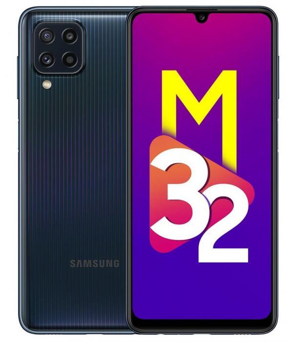 Samsung представила смартфон Galaxy M32 за $200 с дисплеем AMOLED и батареей на 6000 мА·ч
