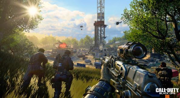 Слухи: в 2023 году выйдет новая Call of Duty от Treyarch в «полуфутуристическом» антураже